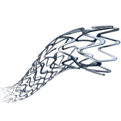 chirurgo vascolare utilizza un nuovo stent nella chirurgia carotidea